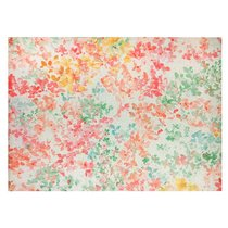 "Дорожка на стол ""Ането"", P498-1712/1, 40х140 см, цвет розовый - Altali"