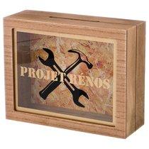 Копилка На Идеальный Ремонт 21 17 8 См Без Упаковки - Polite Crafts&Gifts
