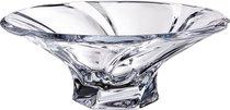 ФРУКТОВНИЦА MOZART ДИАМЕТР 30,5 см . ВЫСОТА 11 см ., цвет прозрачный - Aurum-Crystal