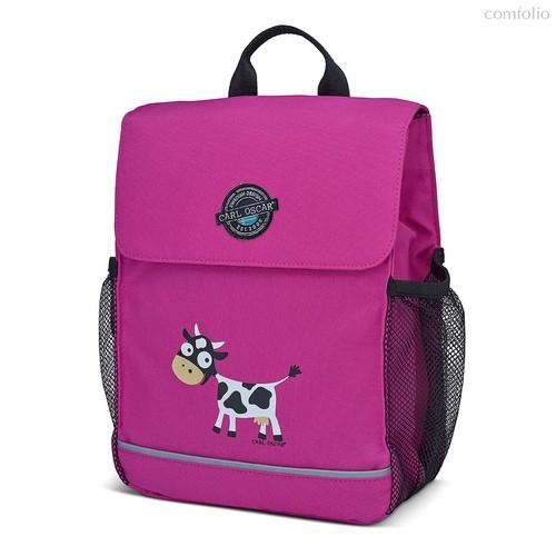 Рюкзак детский Pack n' Snack™ Cow фиолетовый, цвет фиолетовый - Carl Oscar