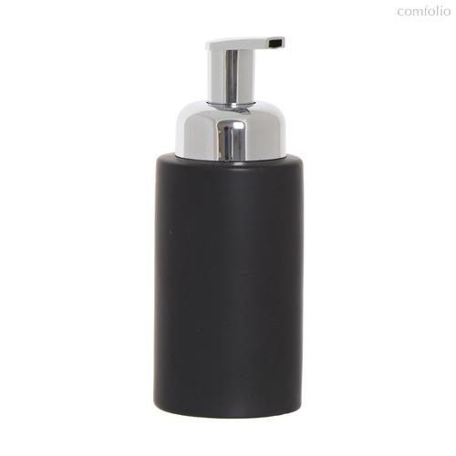 Дозатор для жидкого мыла Basic черный, цвет черный - D'casa