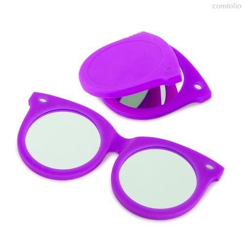 Зеркальце Shades фиолетовое, цвет фиолетовый - Balvi