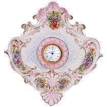 Часы Настенные 51x48 см Циферблат Диаметр 8 см - Sabadin Vittorio