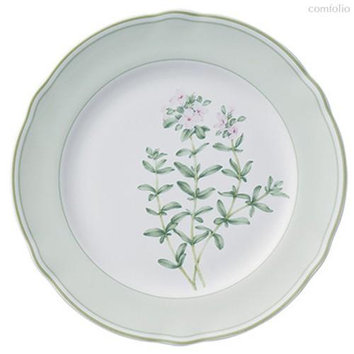"""Тарелка десертная 17см """"Английские травы"""" - Noritake"""