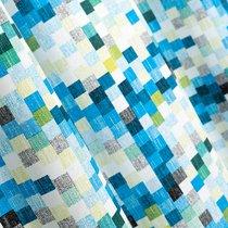 Ткань лонета Свайп блюз ширина 280 см/ 3075/2, цвет синий - Altali