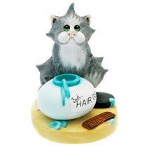 Ирокес 12 см - Сomic Cats - Enesco