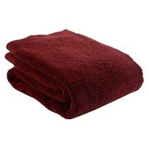 Полотенце для рук бордового цвета Essential, 50х90 см - Tkano