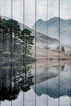 Озеро 30х40 см, 30x40 см - Dom Korleone