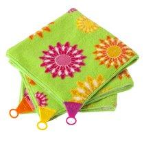 полотенце в комплекте 3шт FLOWER POWER - Vigar