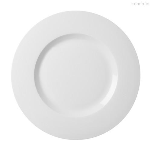 Тарелки 28 см, цвет белый - Top Art Studio