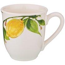 Кружка Cuore Limoni 500 мл Без Упаковки - Ceramica Cuore