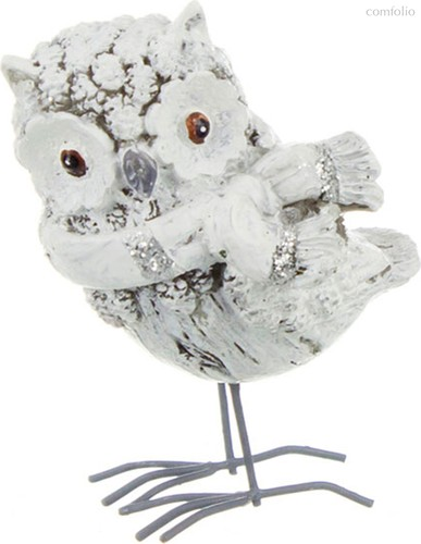 Фигурка Сова 5.5x4.5x8 см. Без Упаковки - Polite Crafts&Gifts