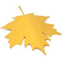 Подпорка для двери Autumn желтая - Qualy