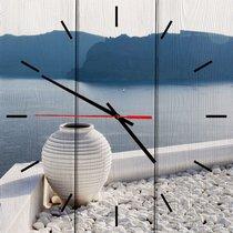 Белая ваза 30х30 см, 30x30 см - Dom Korleone