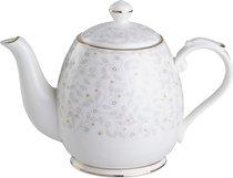 Заварочный чайник ВИВЬЕН 500 мл ВЫСОТА 14 см - Porcelain Manufacturing Factory