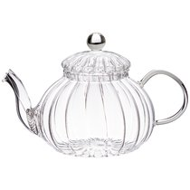 Чайник Заварочный Agness С Фильтром Из Нжс 800 Мл - Dalian