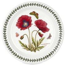 "Тарелка закусочная Portmeirion ""Ботанический сад. Мак"" 20см - Portmeirion"