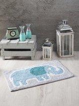 """Коврик для ванной """"MODALIN"""" MOON 50x80 см 1/1, 50x80 - Bilge Tekstil"""