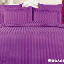 Постельное белье Karna Perla, бамбук, цвет фиолетовый, 2-спальный - Bilge Tekstil