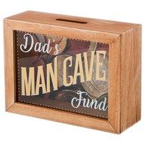 Копилка Dad`S Fund 15x20x7 см - Polite Crafts&Gifts