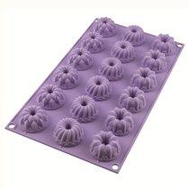 Форма для приготовления пирожных и кексов Charlotte 18 х 33,5 см силиконовая - Silikomart