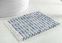 """Коврик для ванной """"KARNA"""" AQUA 50x80 см 1/1, цвет голубой, 50x80 - Bilge Tekstil"""