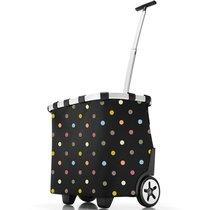 Сумка-тележка Carrycruiser dots - Reisenthel