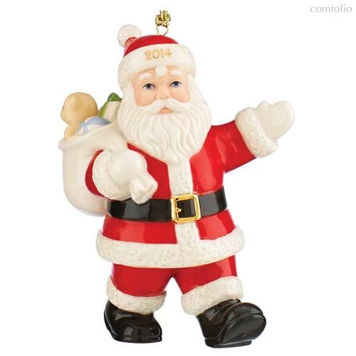 """Украшение новогоднее Lenox """"Особенный подарок"""" 9см - Lenox"""
