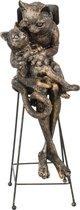 Фигурка Кошка 27,5x8x12 см - Chaozhou Fountains&Statues
