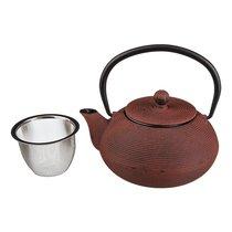 Заварочный Чайник Чугунный С Эмалированным Покрытием Внутри 500 мл - Ningbo Gourmet