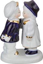 Статуэтка Поцелуй 9x5 см Высота 12 см - Jinding
