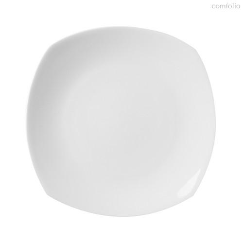 Тарелки 21,5 см, цвет белый - Top Art Studio