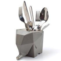 Сушилка для столовых приборов Jumbo серая - Peleg Design