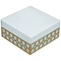 Шкатулка Коллекция Гламур 15,3x15x7,5 см - Dalian