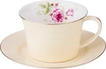 Чайный Набор Времена Года На 1 Персону 2 Пр. 260 Мл., цвет бежевый - Kingensin Porcelain Industrial