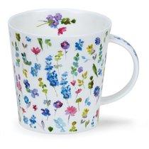 """Кружка Dunoon """"Красивые цветы. Кернгорм"""" 480мл (голубая) - Dunoon"""