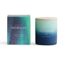 Свеча ароматическая NORDLYS с крышкой, 190 г - Skandinavisk