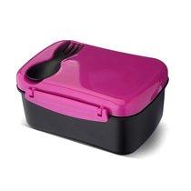 Ланч-бокс с охлаждающим элементом N'ice Box™ фиолетовый, цвет фиолетовый - Carl Oscar