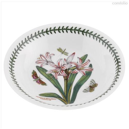 "Тарелка для пасты Portmeirion ""Ботанический сад. Беладонна"" 20см - Portmeirion"
