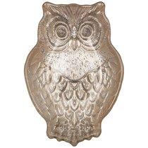 Блюдо Owl Shampain 17Х12Х3,5 см Без Упаковки - Akcam