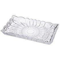 Блюдо Muza Crystal 17,5*30*4 см - CHUNG CHUNG CRYSTAL