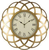 Часы Настенные Кварцевые Italian Style 50, 8X50, 8X4, 5 см Диаметр Циферблата 26 см - Arts & Crafts