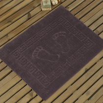 Коврик для ванной Likya, цвет лиловый, 50x70 - Bilge Tekstil