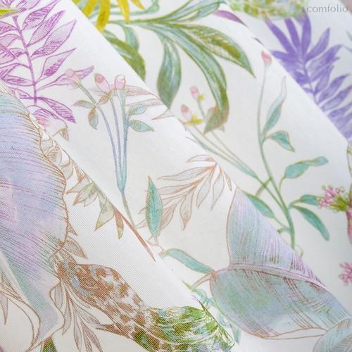 Ткань лонета микро Адалин ширина 280 см, 2153, цвет разноцветный - Altali