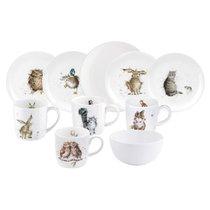 Сервиз чайно-столовый Royal Worcester Mix&Match на 4 персоны 16 предметов - Mix&Match