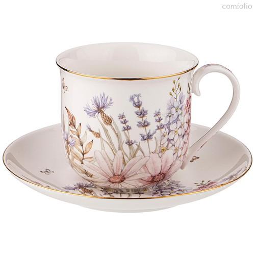 Чайная Пара Lefard Дворцовый Парк 450 мл - Kingensin Porcelain Industrial