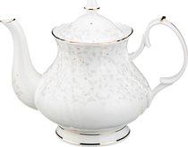 Заварочный чайник ВИВЬЕН 1000 мл ВЫСОТА 17 см - Porcelain Manufacturing Factory