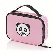 Термосумка детская Thermocase panda dots pink - Reisenthel