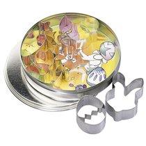 Набор формочек для выпечки Birkmann (жестяная коробка) 12см, 6 шт - Birkmann