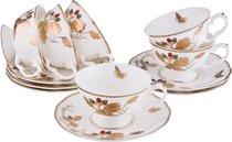 Кофейный Набор На 6 Персон 12 Пр. 100 Мл. - Porcelain Manufacturing Factory
